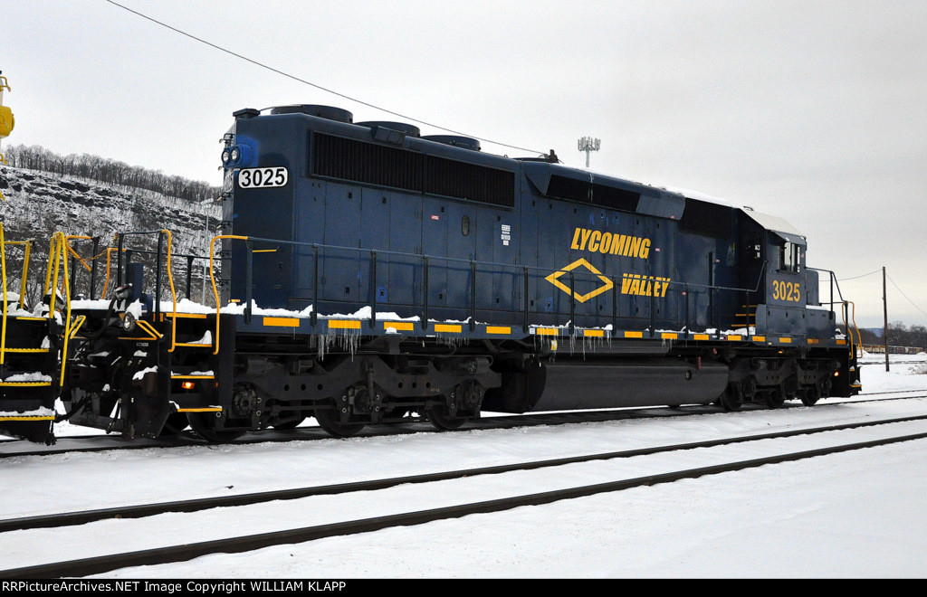 LVRR 3025